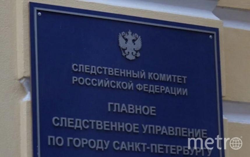 По факту обнаружения тел двух мужчин проводится доследственная проверка. Фото Скриншот https://spb.sledcom.ru/