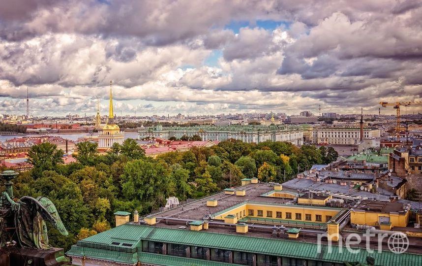 Руферы и экскурсоводы бьются за петербургские крыши. Фото Pixabay.com