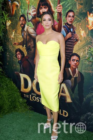 Ева Лонгория на премьере фильма. Фото Getty