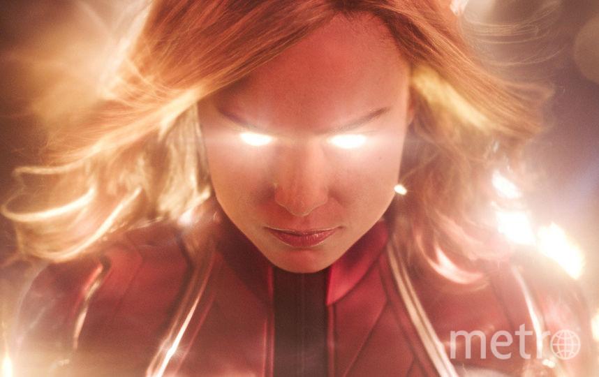 "Кадр из фильма ""Капитан Марвел"". Фото ""WDSSPR"", kinopoisk.ru"