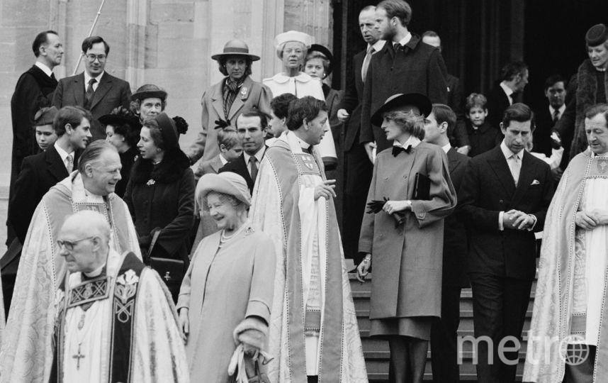 Принц Чарльз и принцесса Диана. Фото Getty