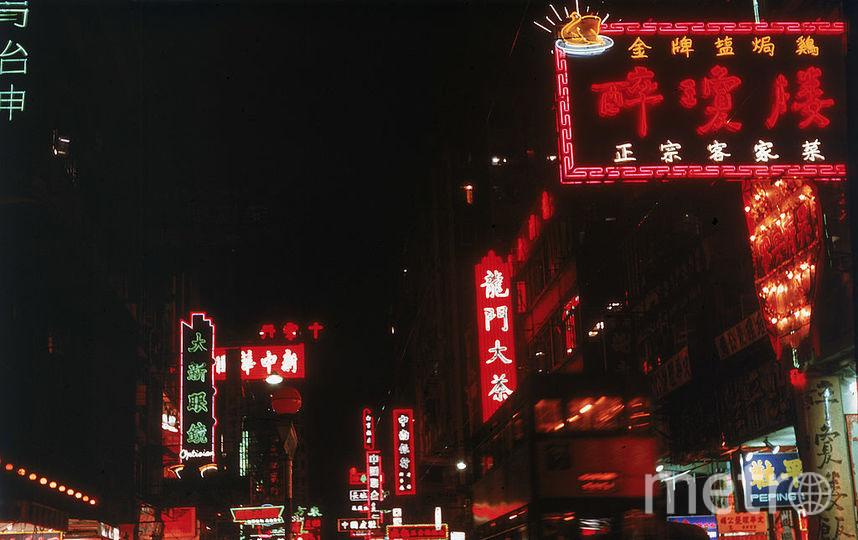 Китай. Фото Getty