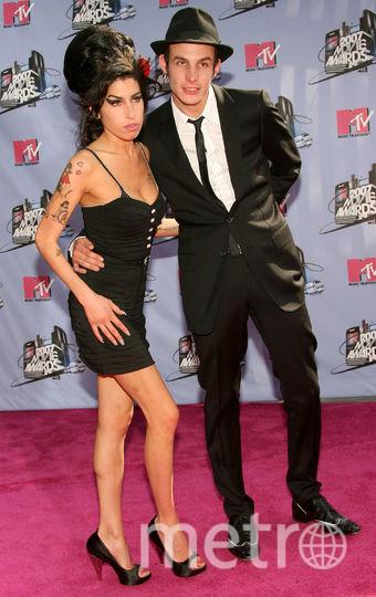 Эми Уайнхаус и Блейк Филдер-Сивил. Фото Getty