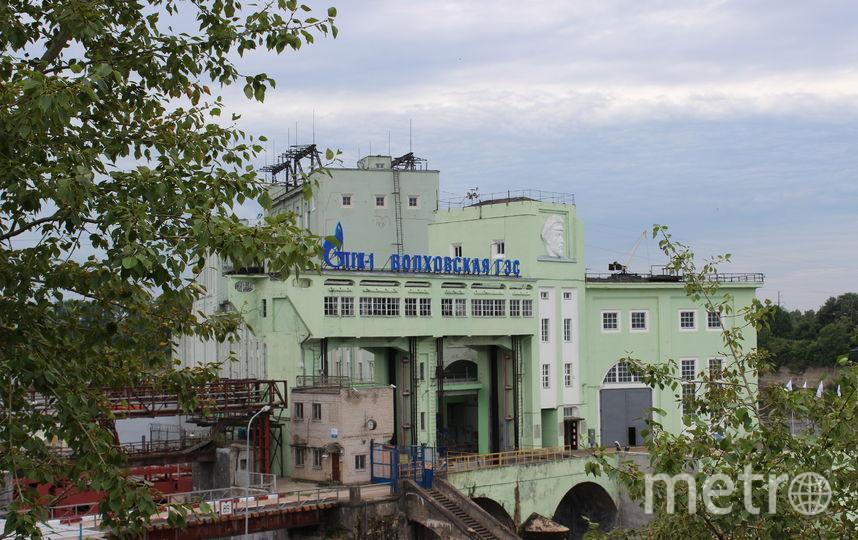 """Петербуржцам бесплатно покажут Волховскую ГЭС. Фото Дарья Есенина, """"Metro"""""""