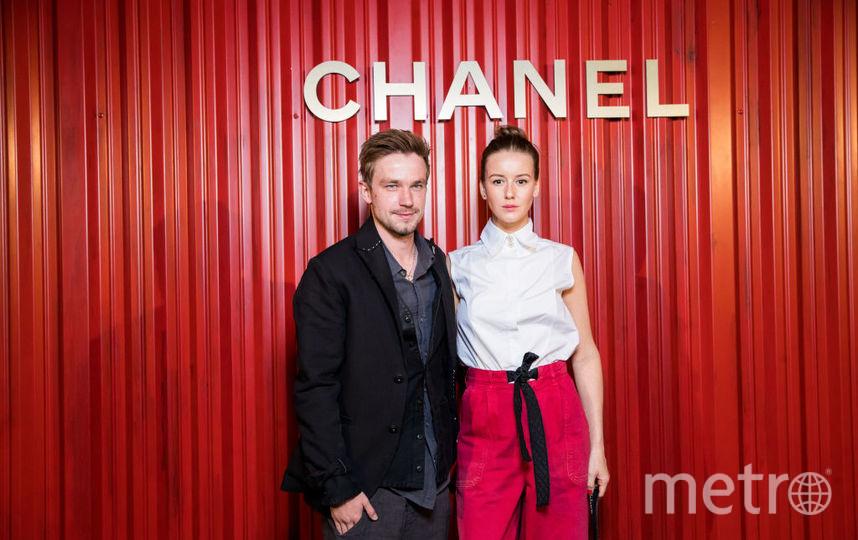 Александр Петров и Ирина Старшенбаум. Фото Getty