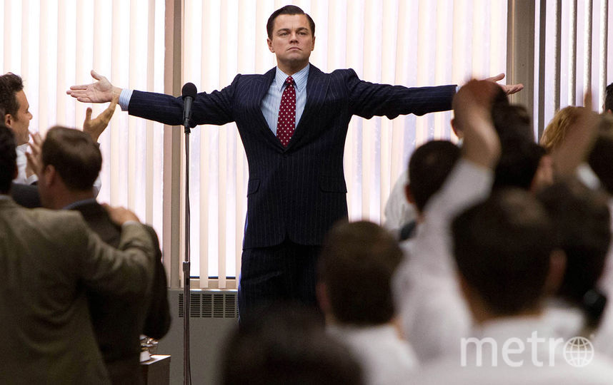 """Харизматичный босс умеет управлять людьми. Фото кадр из фильма, """"Metro"""""""