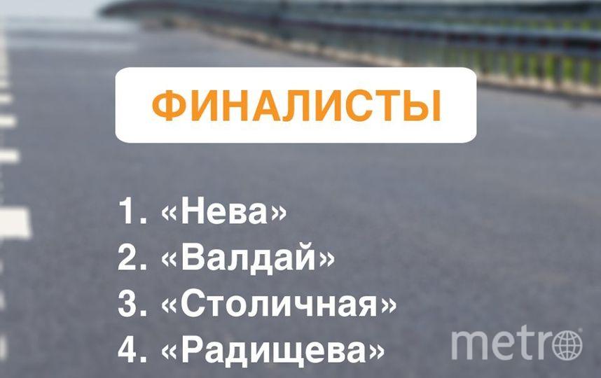 """Проголосовать за одного из шести финалистов можно до конца дня 9 августа. Фото Государственная компания """"Автодор"""", """"Metro"""""""