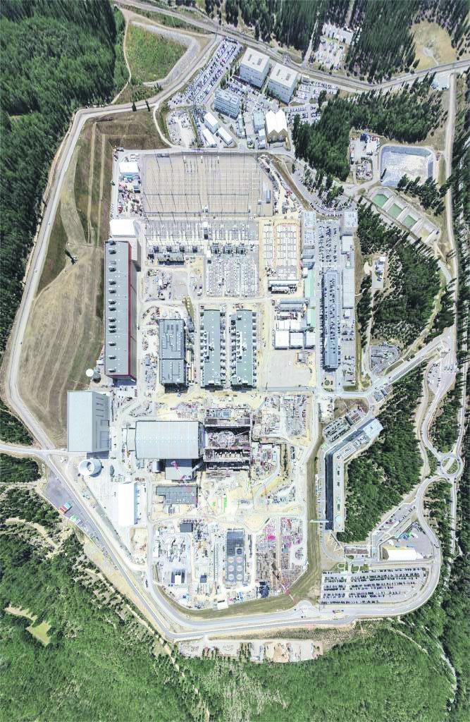 В Китае завершается производство одного из магнитов для ITER весом 4000 тонн. Фото Iter