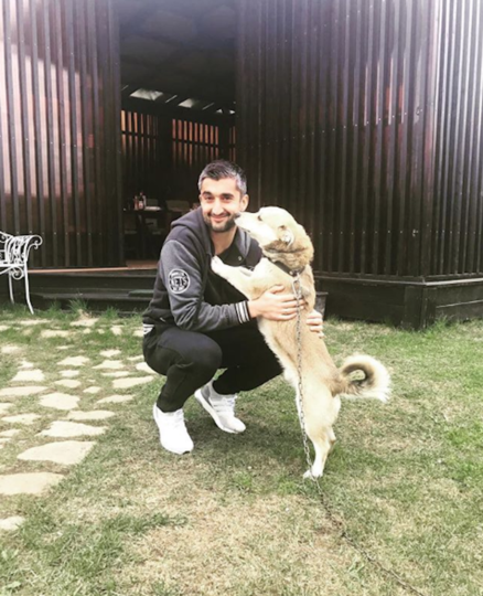 Александр Самедов. Фото Скриншот Instagram/19samedov84