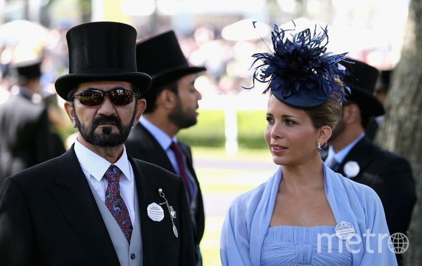 Мохаммед ибн Рашид Аль Мактум и принцесса Хайя. Фото Getty