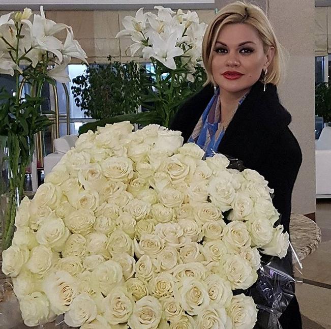 Ирина Круг. Фото Скриншот Instagram: @irinakrug
