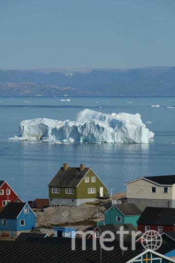 Залив Диско у западного побережья Гренландии. Фото Getty