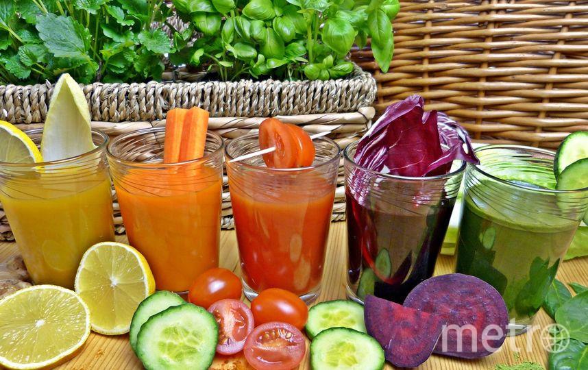 Свекольный и ананасовый соки нормализуют давление. Фото Pixabay