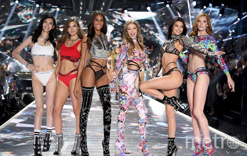 Шоу Victoria's Secret. Фото Getty