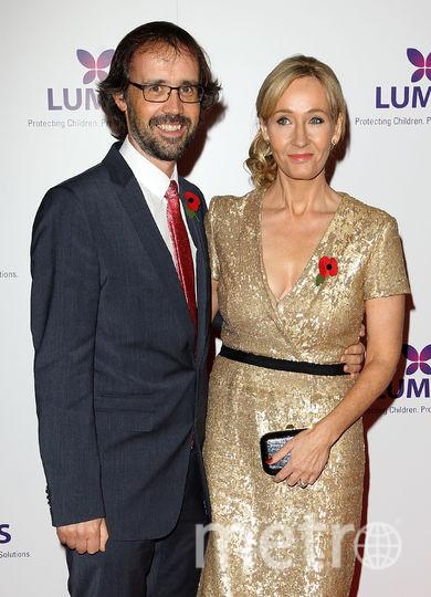 Джоан Роулинг и её муж, анестезиолог Нейл Мюррей. Фото Getty