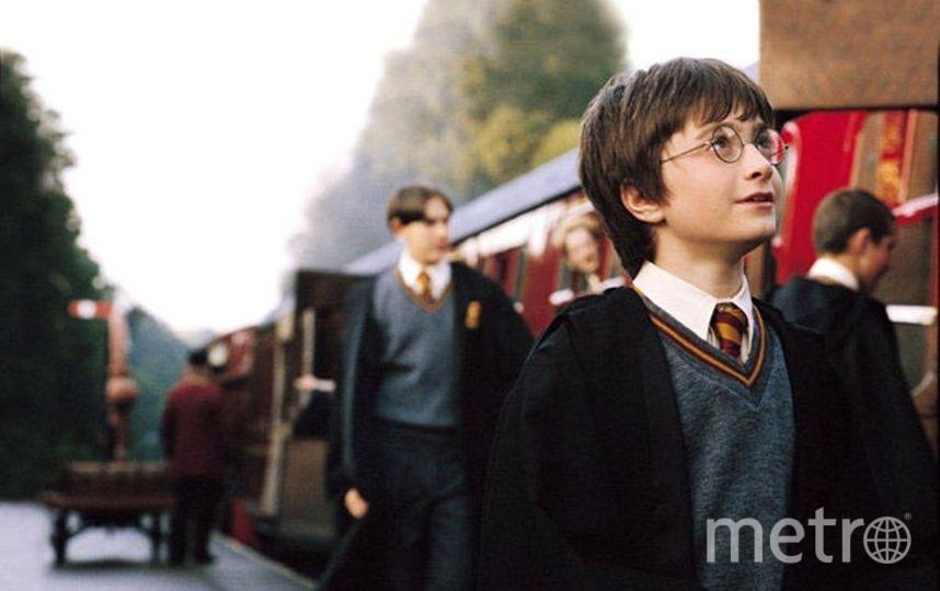 """Кадр из фильма """"Гарри Поттер и философский камень"""". Фото kinopoisk.ru"""