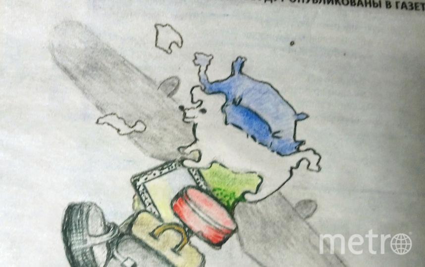 """""""Москва-Шереметьево"""". Фото Ольга Пынеева."""