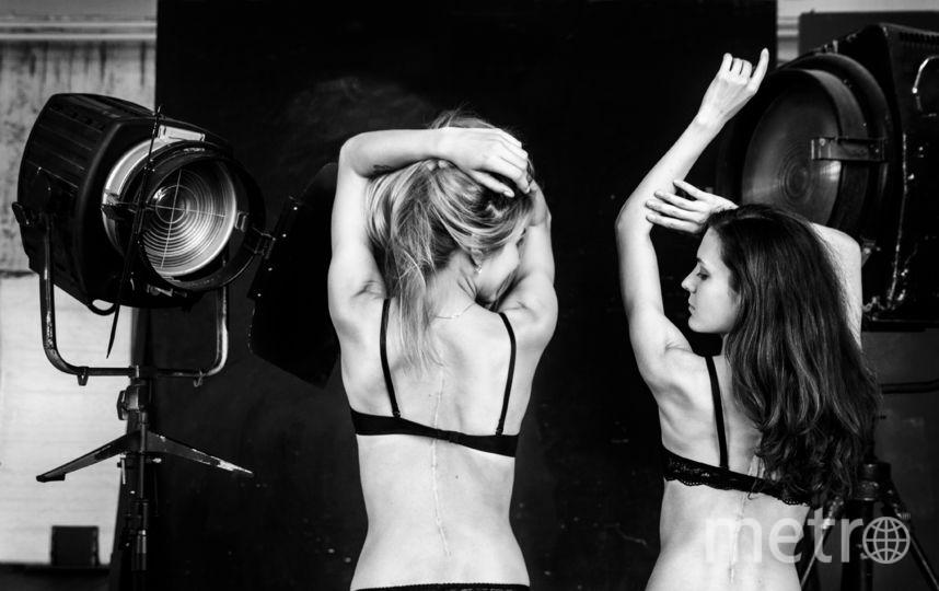 """Фотопроект """"Сёстры"""". Светлана (справа) и Ксения. Фото Светлана Беляева"""