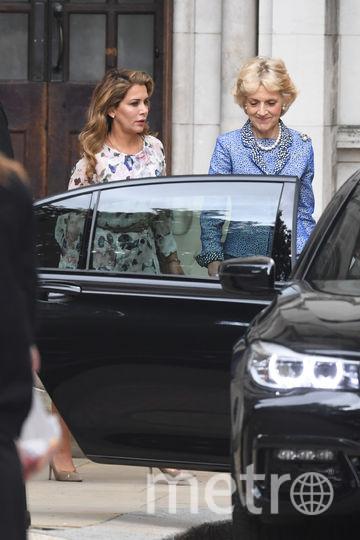 Принцесса Хайя в Лондоне. Фото Getty