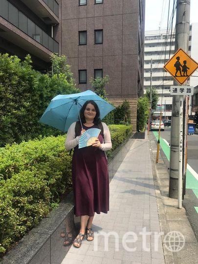 Анна Девятерикова. Япония. Фото из личного архива героев материала