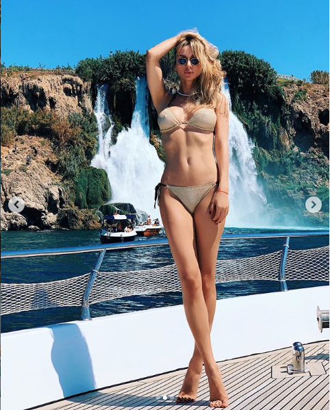 Светлана Лобода. Фото instagram.com/lobodaofficial/?hl=ru
