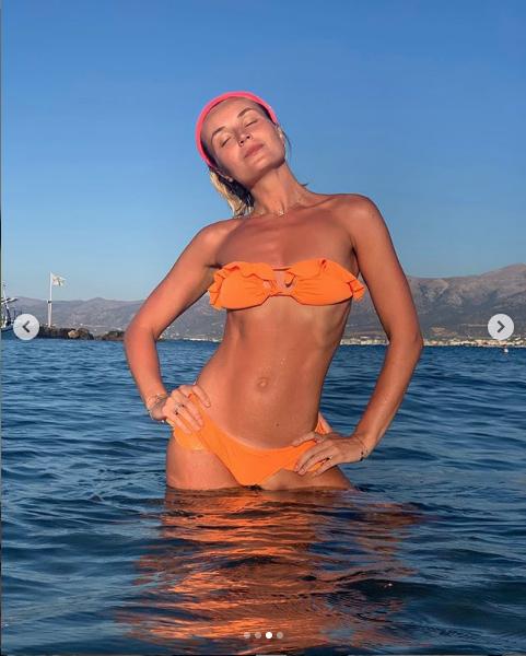 Полина Гагарина. Фото instagram.com/gagara1987/