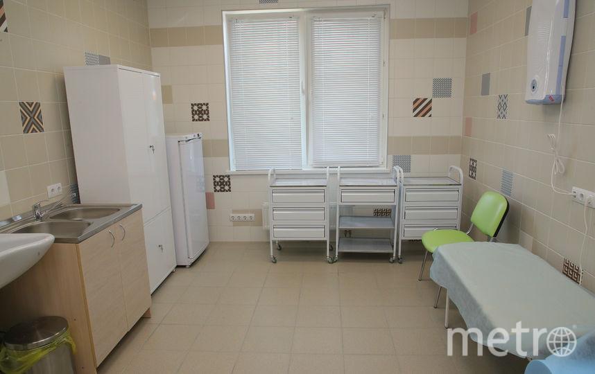 """Кабинеты семейных врачей имеют все необходимое оборудование. Фото https://www.gov.spb.ru, """"Metro"""""""