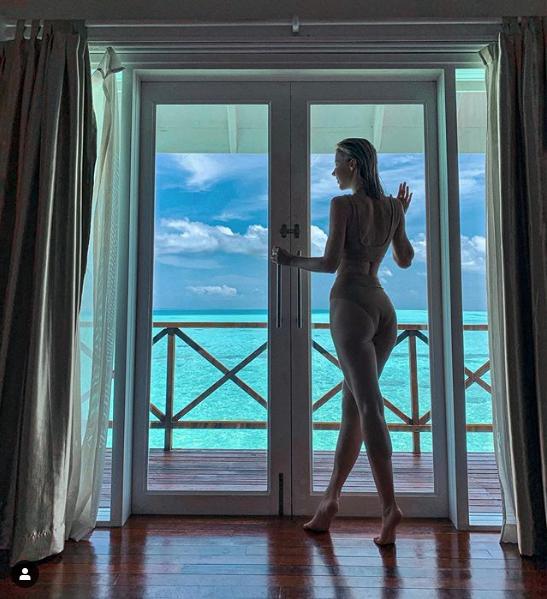 Юлианна Караулова. Фото instagram.com/yulianna_karaulova/