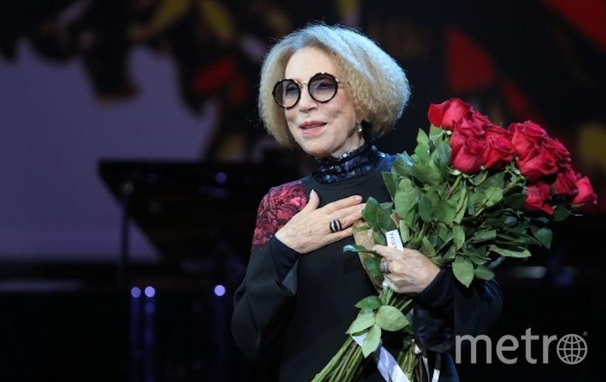 Инна Чурикова. Фото РИА Новости