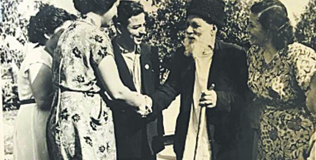 Долгожитель Махмуд Эйвазов.
