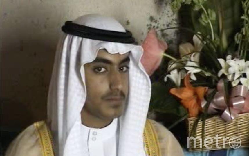 Хамза бен Ладен. Фото AFP