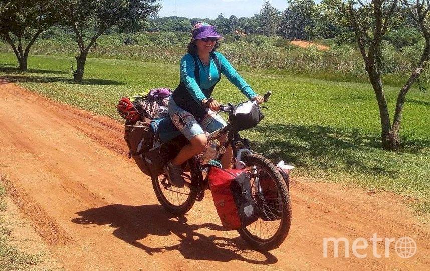 Виктория Гравито, фото из путешествия. Фото |CORTESIA