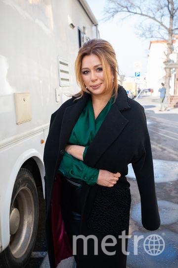 Алёна Апина. Фото предоставлено пресс-службой артиста