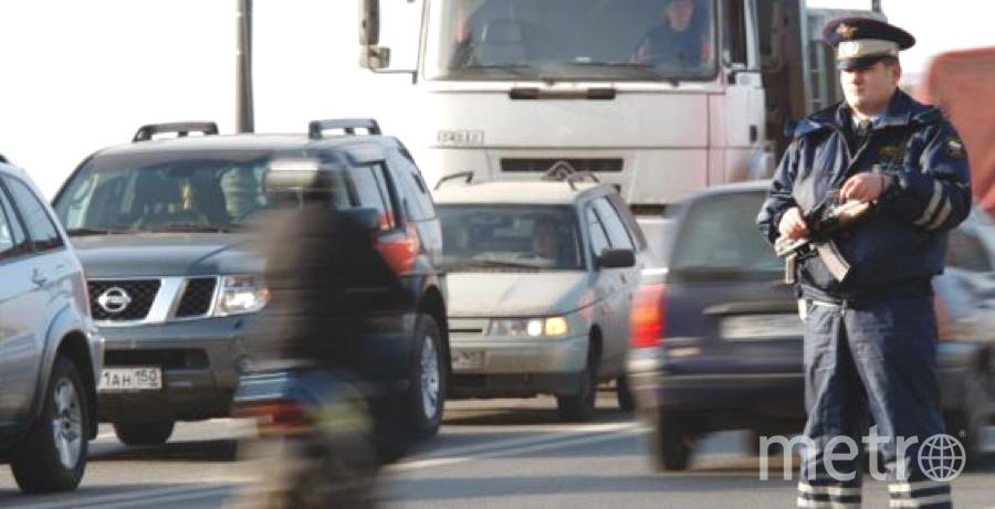 """На месте происшествия работают экстренные службы, движение в данном направлении затруднено. Фото """"Metro"""""""