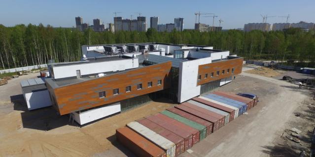 Другой проект инвестора – Центр протонной лучевой терапии на севере города в Приморском районе.