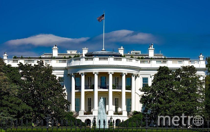 Белый дом. Фото pixabay.com