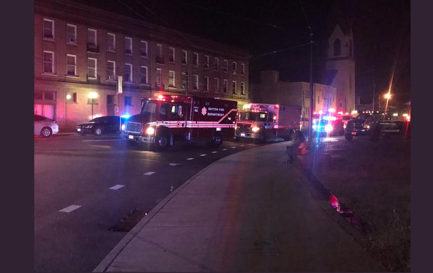 Стрельба в городе дейтон (штат Огайо): погибли девять и сам стрелок.