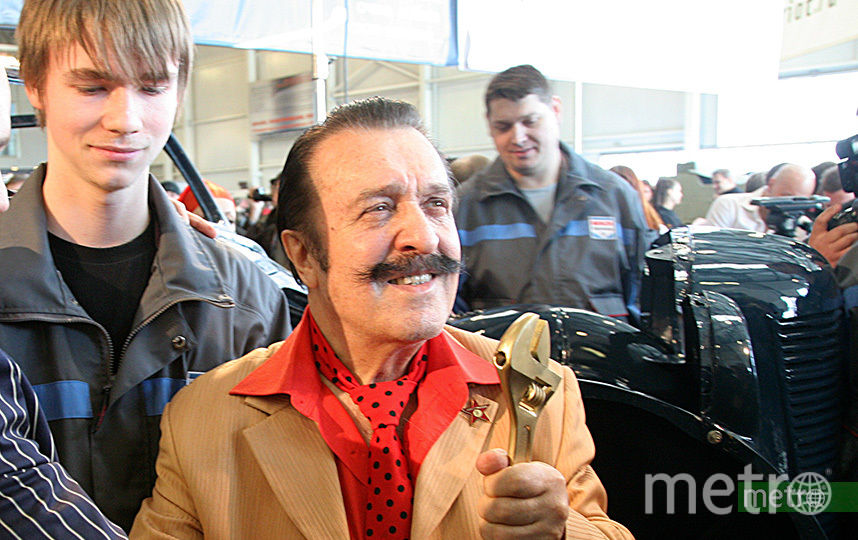 Вилли Токарев. Архивное фото. Фото Василий Кузьмичёнок