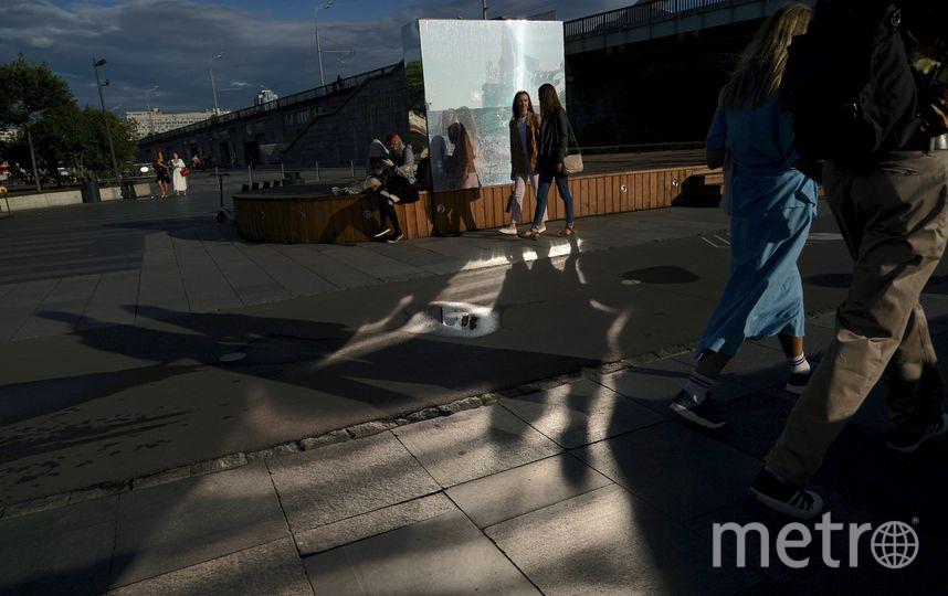 Фоторепортёры исследовали Москву. Фото Георгий Пинхасов | Magnum Photos