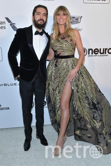 Хайди Клум и Том Каулиц. Фото Getty