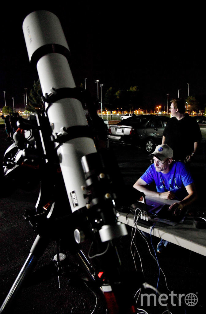Центр изучения околоземных объектов НАСА отслеживает астероиды и кометы, которые находятся вблизи нашей планеты. Фото архив, Getty