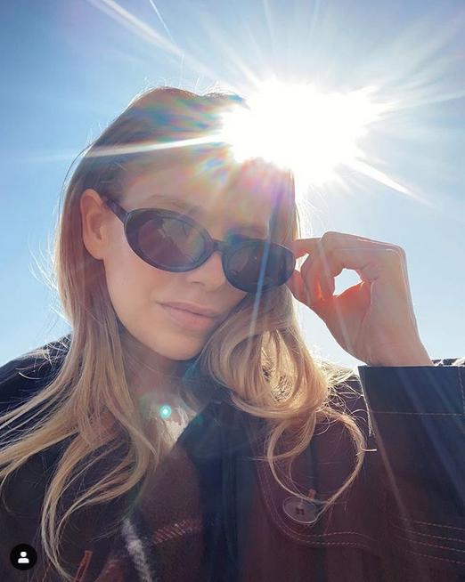 Лена Перминова. Фото Скриншот Instagram: @lenaperminova