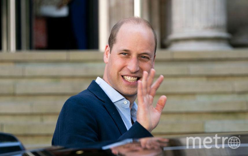 Принц Уильям призвал фанатов следить за своим психическим здоровьем. Фото Getty
