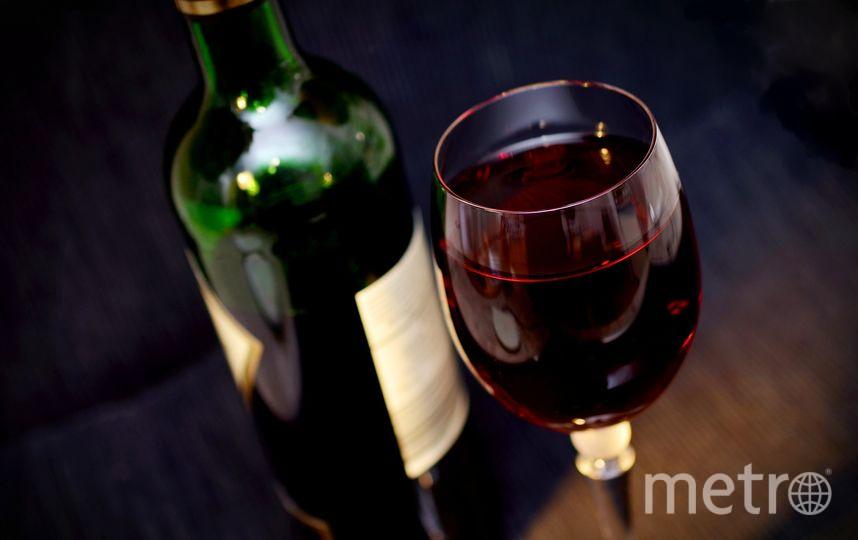 В Роскачестве расказали, как правильно выбрать красное вино. Фото pixabay.com