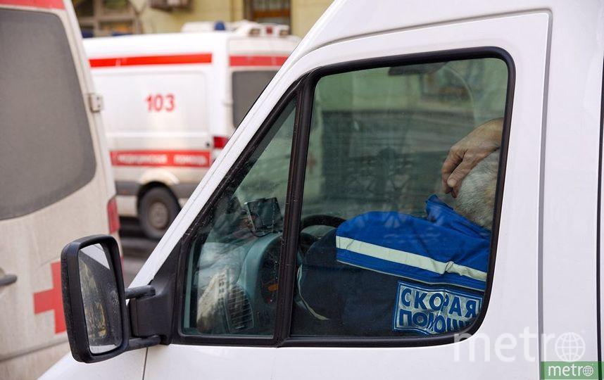 Скорая помощь. Фото Василий Кузьмичёнок