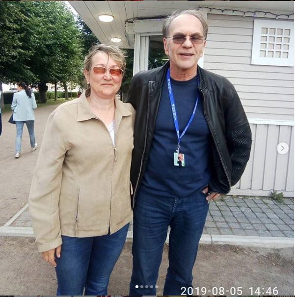 """Алексей Гуськов в Выборге. Фото https://www.instagram.com/mkarshu/, """"Metro"""""""