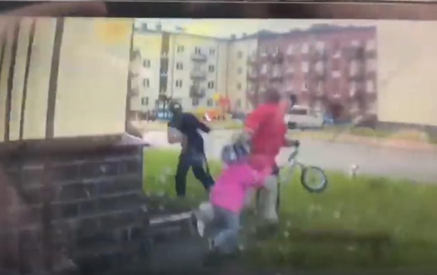 Скриншот Youtube. Фото УГИБДД по СПб и ЛО, Скриншот Youtube