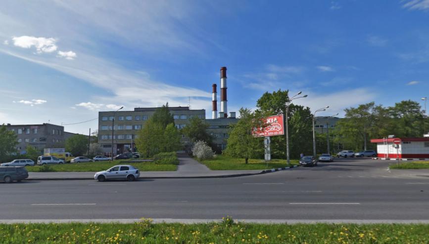 Пожар локализовали на Салова. Фото Яндекс.Панорамы