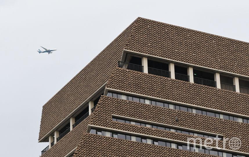 """Инцидент произошёл 4 августа на 10-м этаже лондонской галереи современного искусства """"Тейт Модерн"""". Фото AFP"""