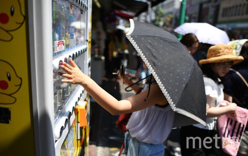 Более 18 347 граждан были госпитализированы с тепловыми ударами. Фото AFP
